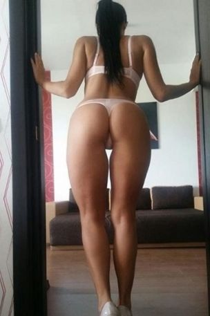 Independent Turkish escort Tutku